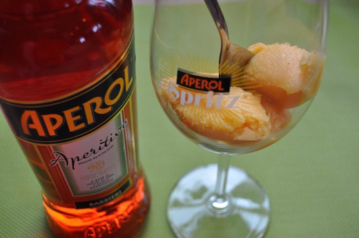 Thermomix aperol ijs