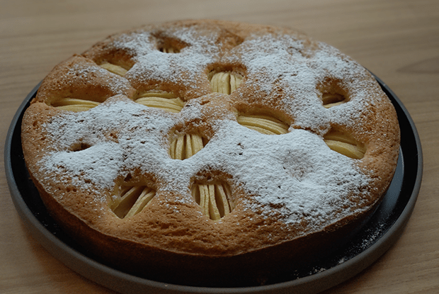 Appelcake in de Thermomix