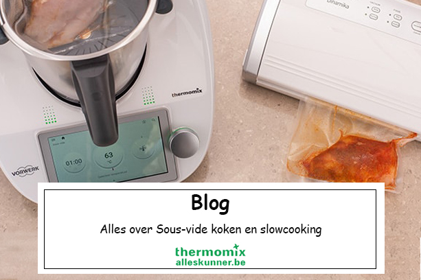 Thermomix Vegetarisch menu