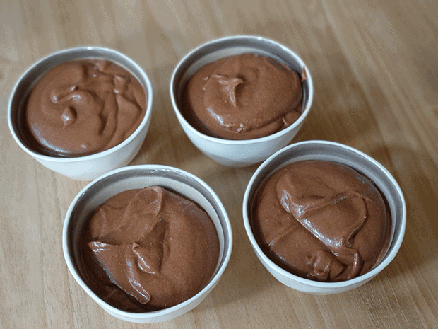 Thermomix chocomousse