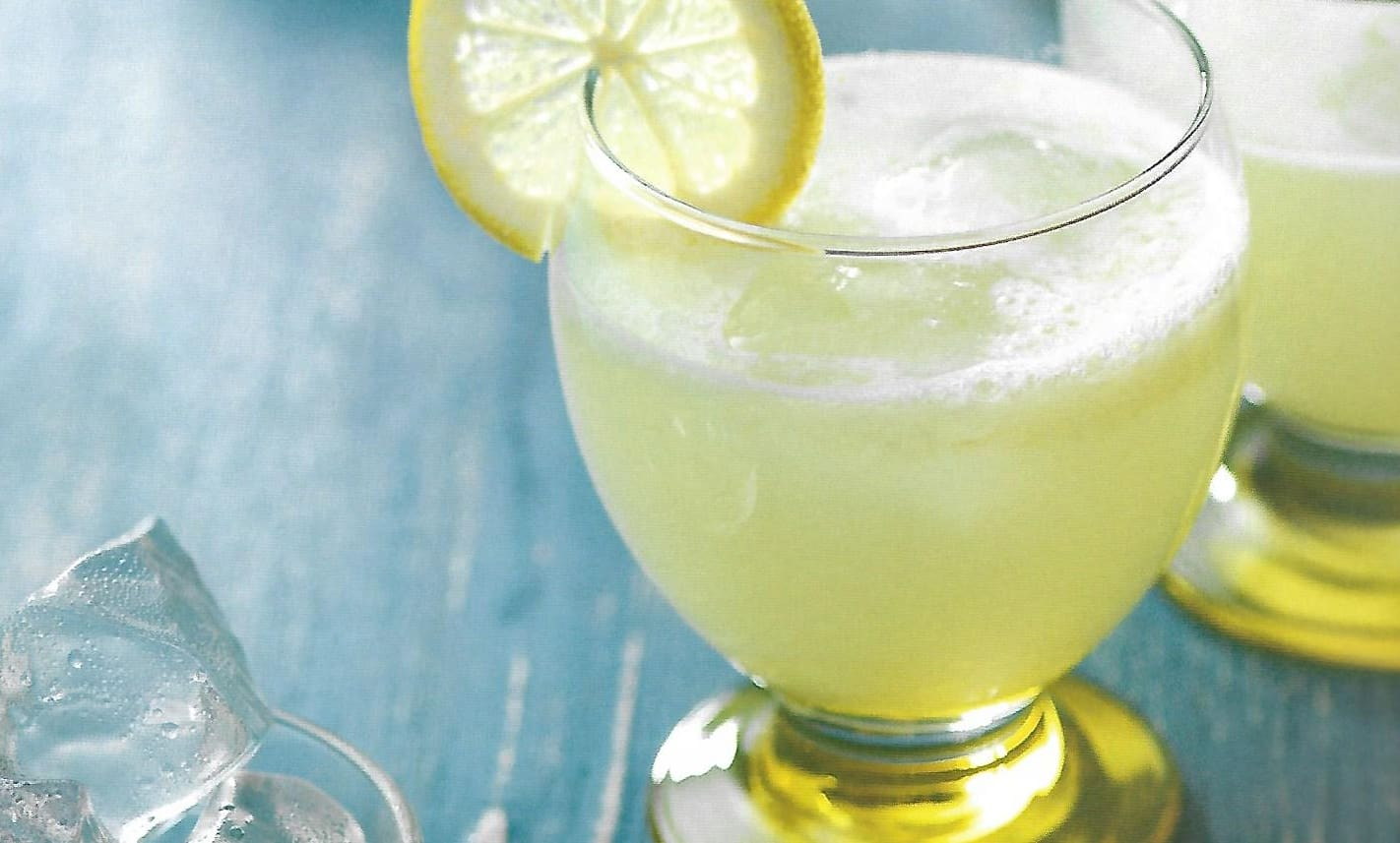 Limonade gemaakt in Thermomix