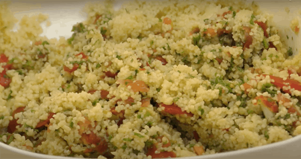 Thermomix tabouleh