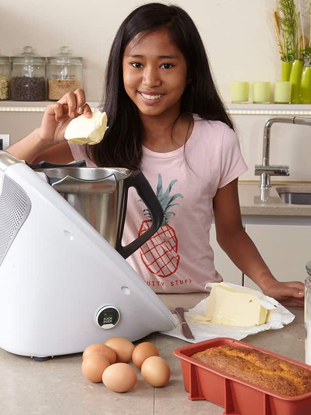 thermomix Gracy - kinderen